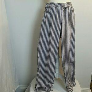 Victorias Secret pj lounge pants.      Sz L long